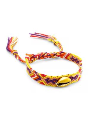 Enamel Friendship Bracelet