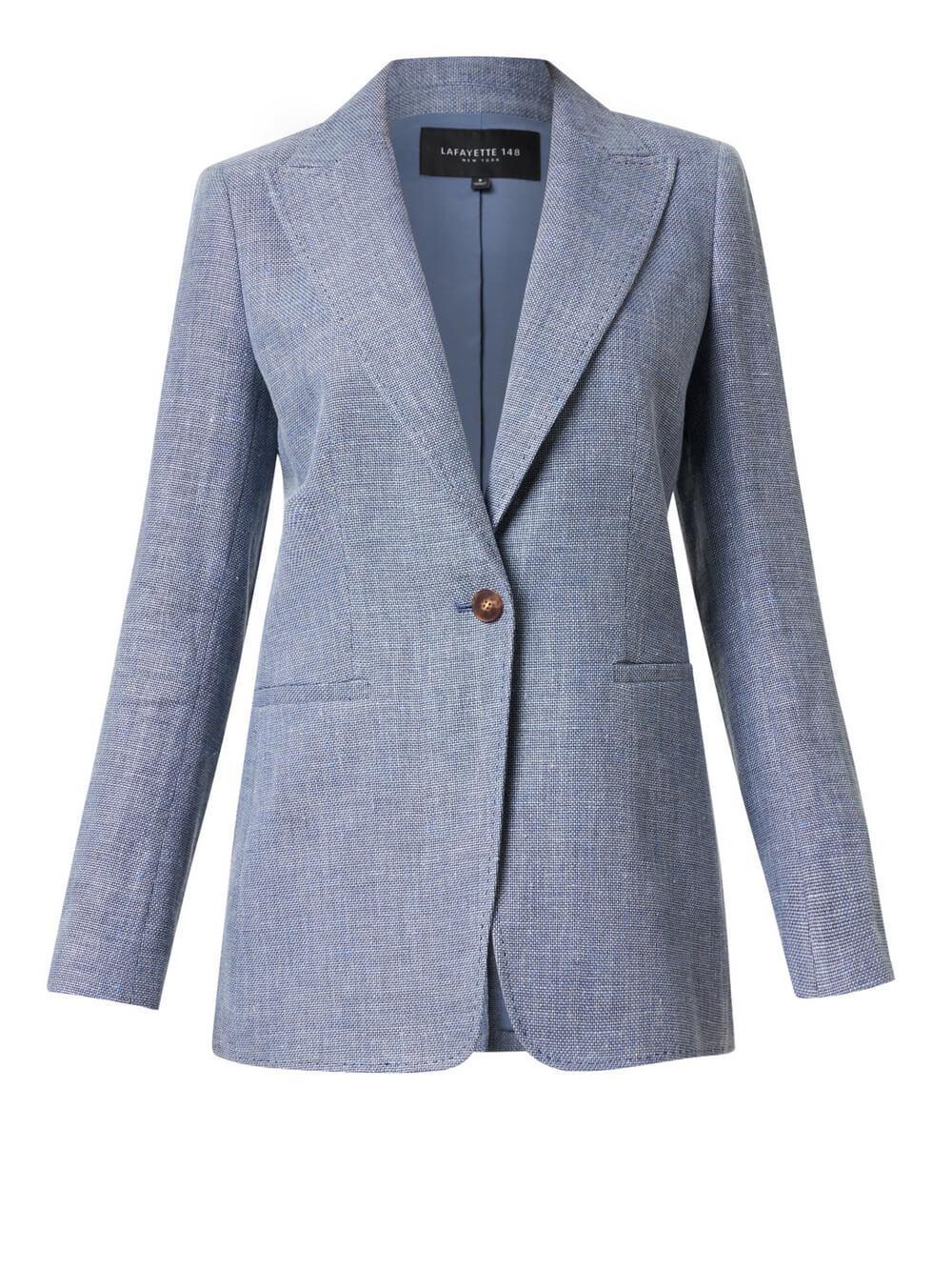 Hurley Isola Weave Blazer Item # MJCF5H-1K56