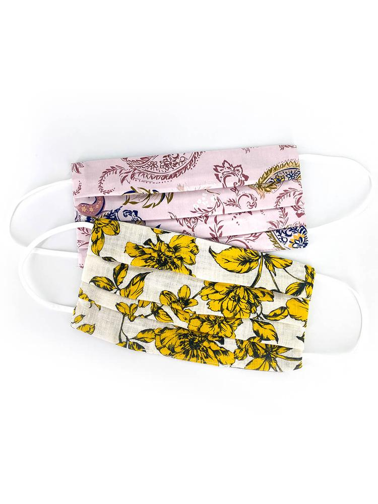 Duo Pack Face Mask- Final Sale Item Item # CLM02DUO