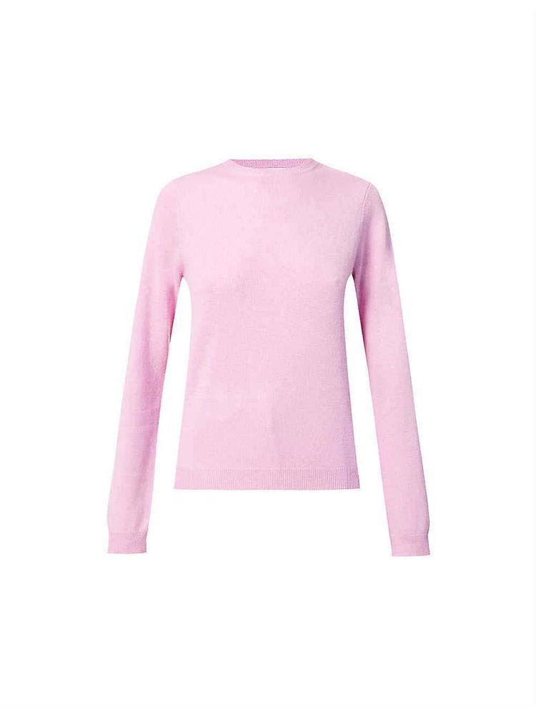 Roundneck Cashmere Sweater Item # 3063