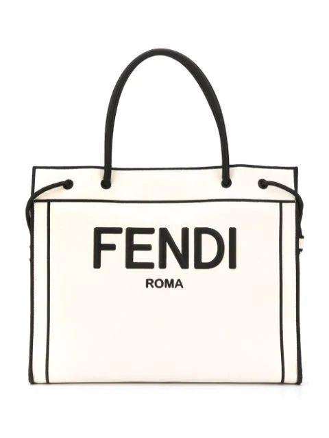 Roma Canvas Shopper Item # 8BH379-AD6A