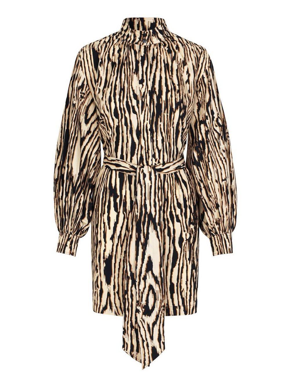 Apoline Shirt Dress Item # 21271