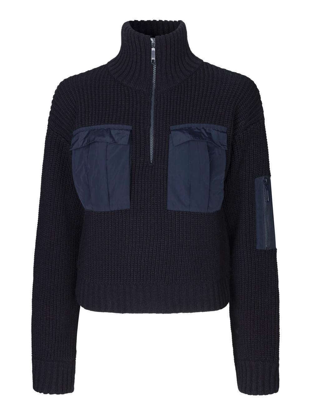 Clyde Zip Up Sweater Item # 21150