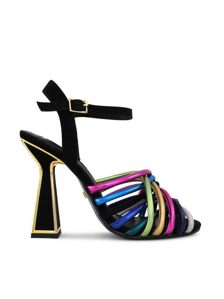 Beau Multi Colored Strap Sandal