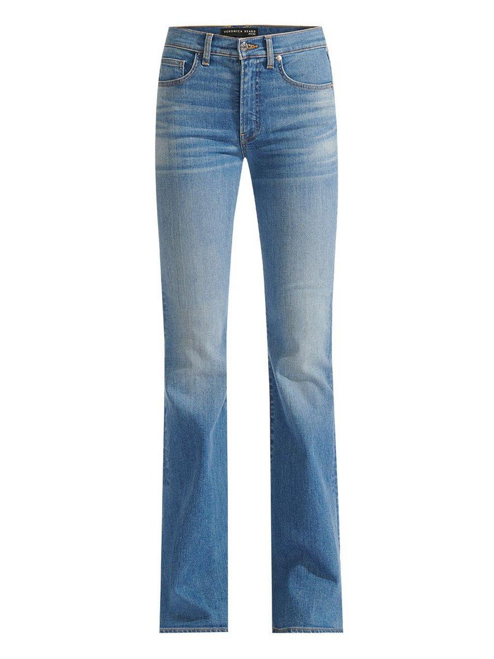 Beverly High Rise Skinny Flare Item # J20064850153BE
