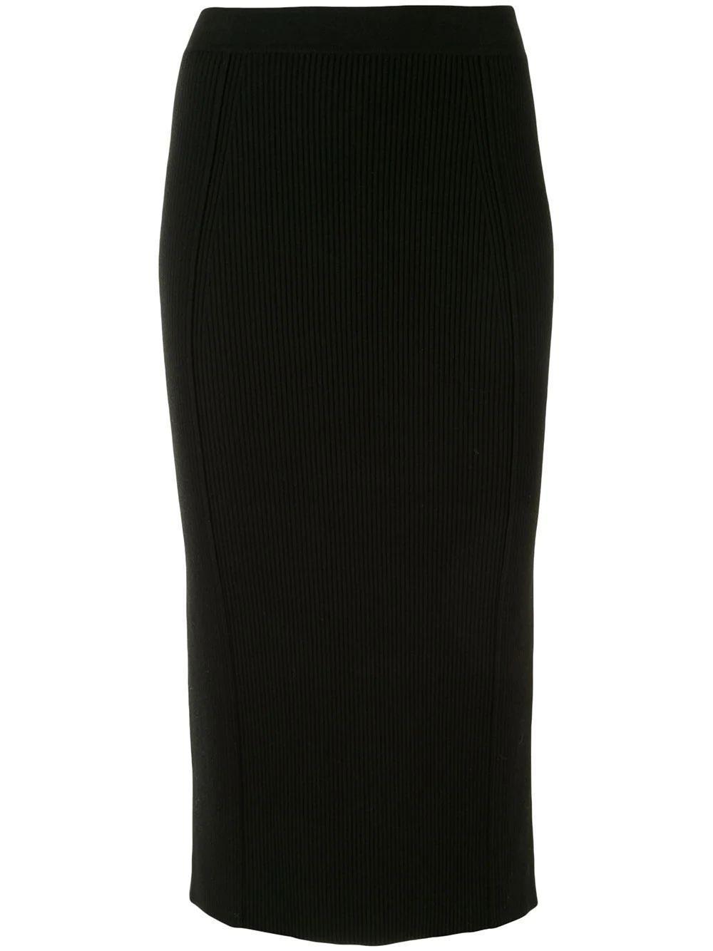 Sienna Midi Skirt Item # 420-3011-K