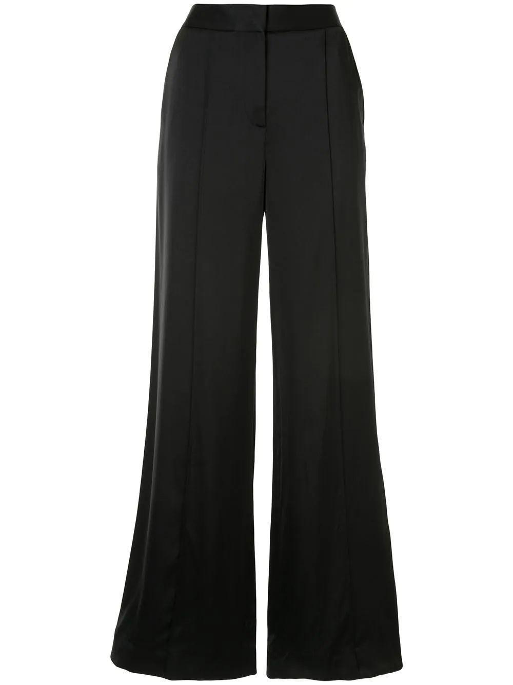 Pyjama Satin Trouser Item # 2320WTR001413A