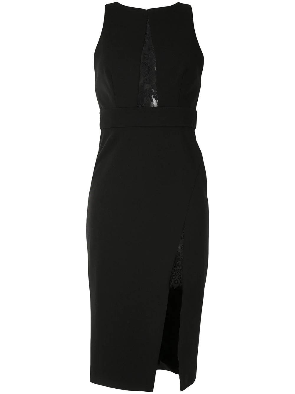 Phoenix Lace Inset Midi Dress