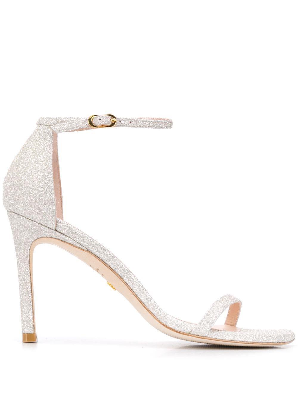 Amelina 95mm Glitter Sandal Item # AMELINA95
