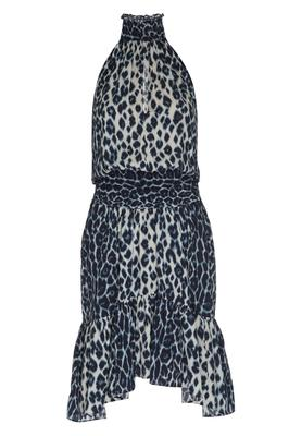 Cody Leopard Print Dress