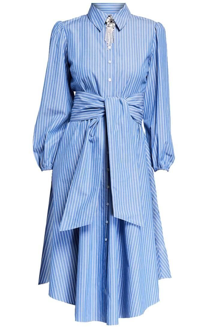 Riviera Shirt Dress Item # ZD12453904Z