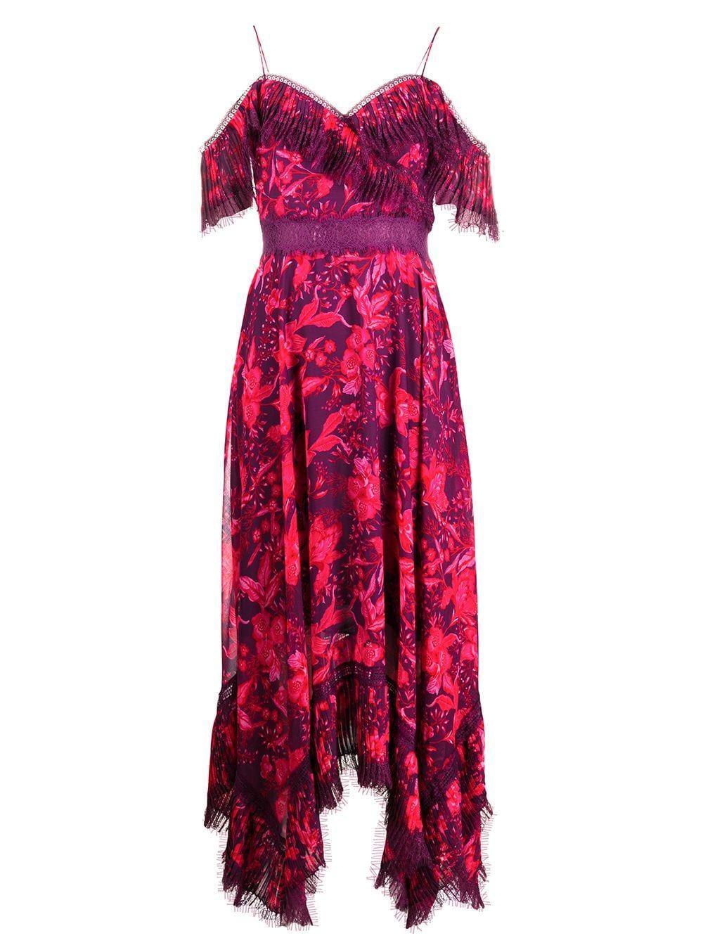 Harper Cold Shoulder Dress