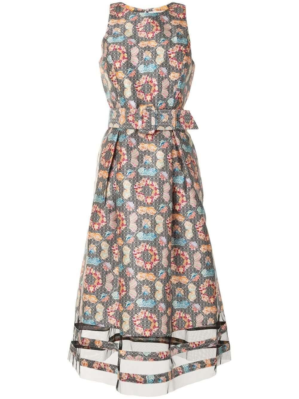 Rani Printed Dress