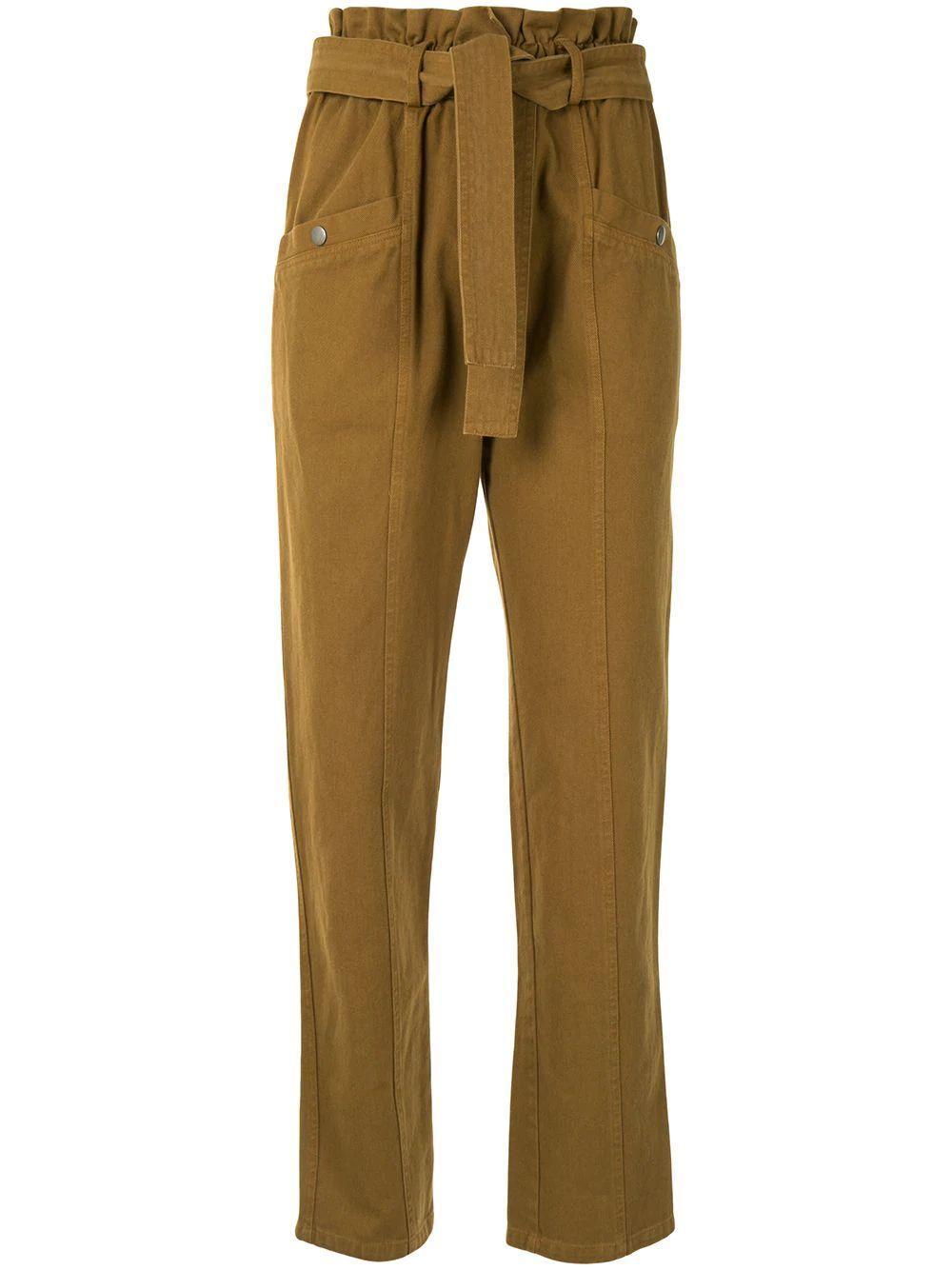 Metta Tie Waist Pants Item # AW20-73