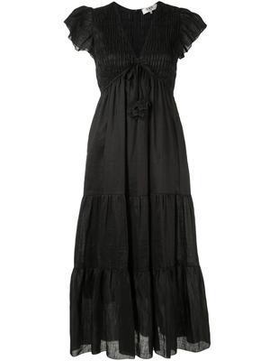 Zig Zag Maxi Dress