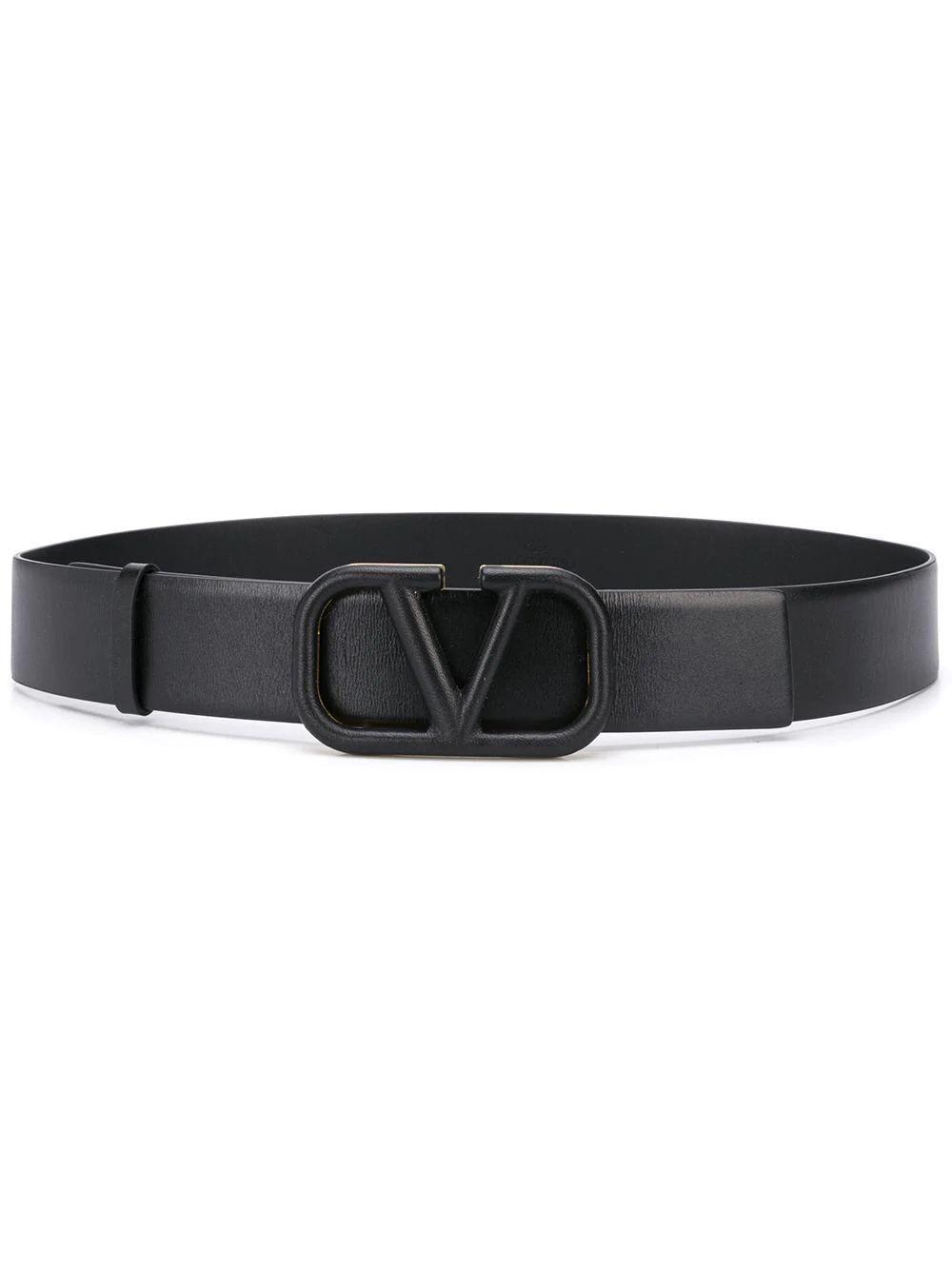 V- Logo 40mm Belt Item # UW2T0S11YEE