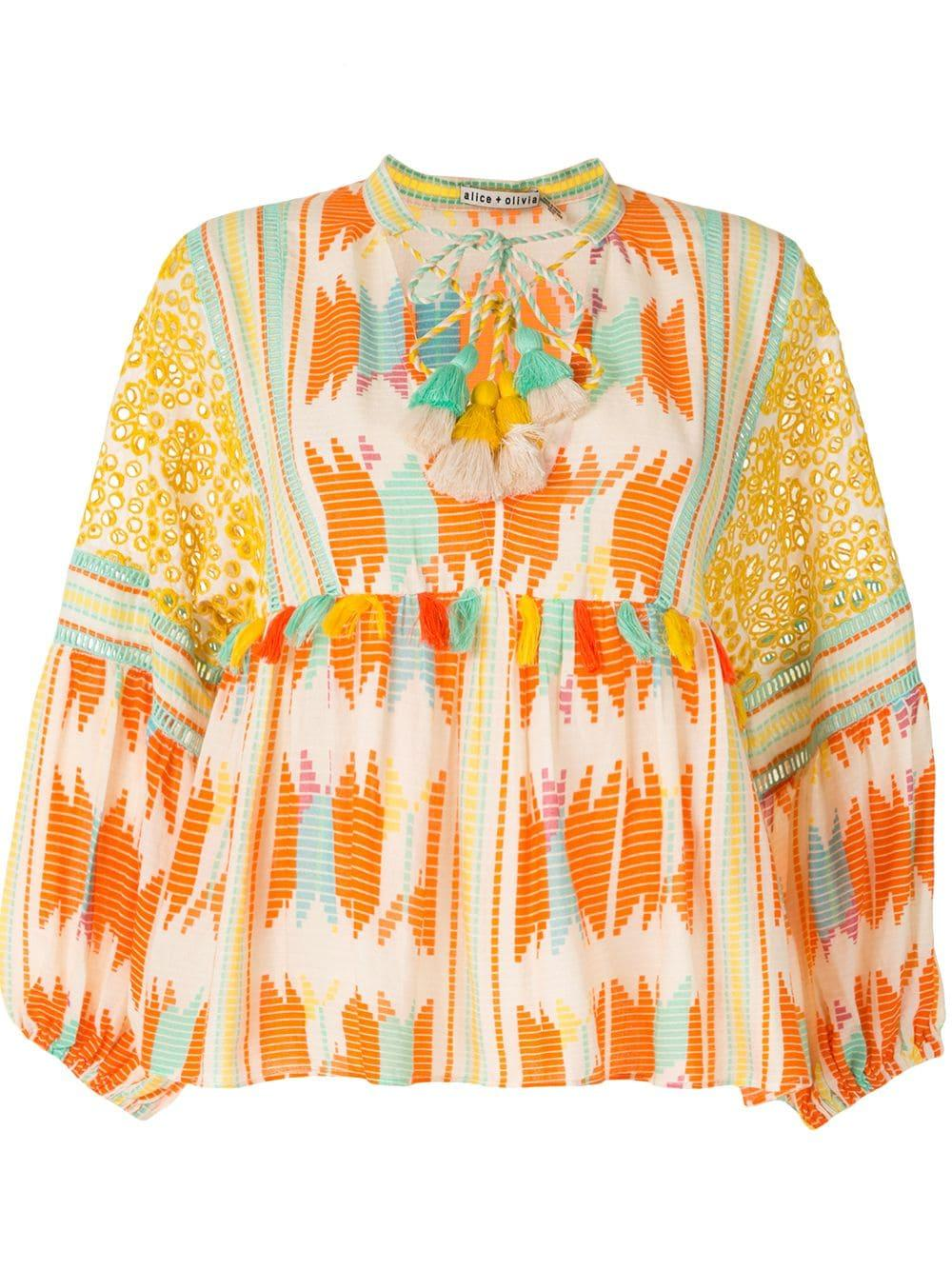 Rosana Embroidered Tunic