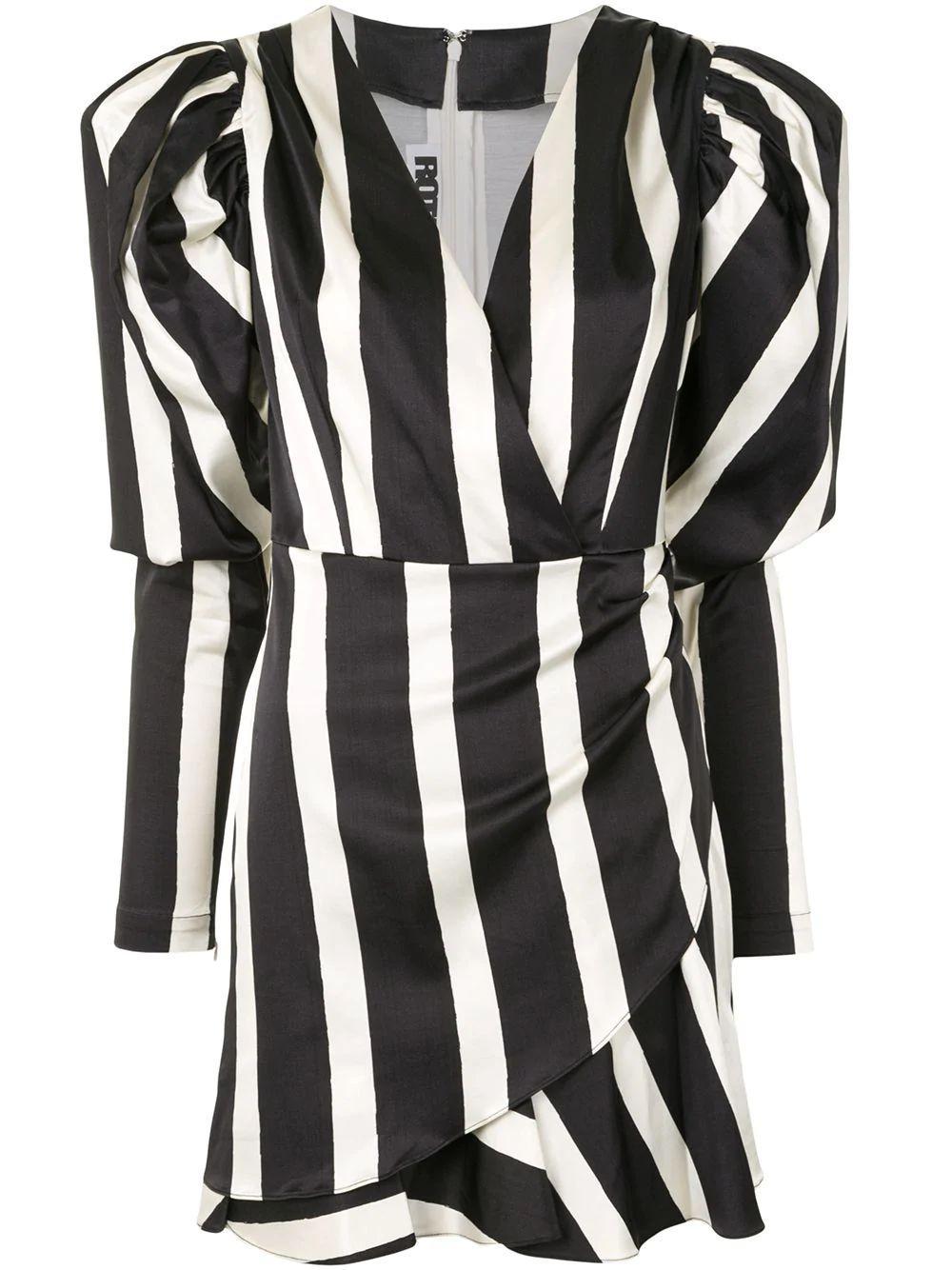 Aiken Striped Dress Item # 901268