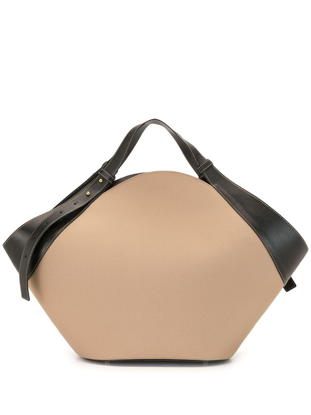 Basket Tote Bag Item # YUZPF20-BA-04