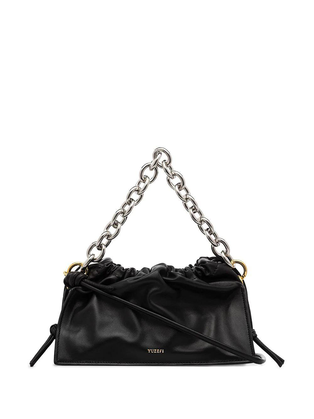 Bom Shoulder Bag With Chain Item # YUZPF20-BO-07