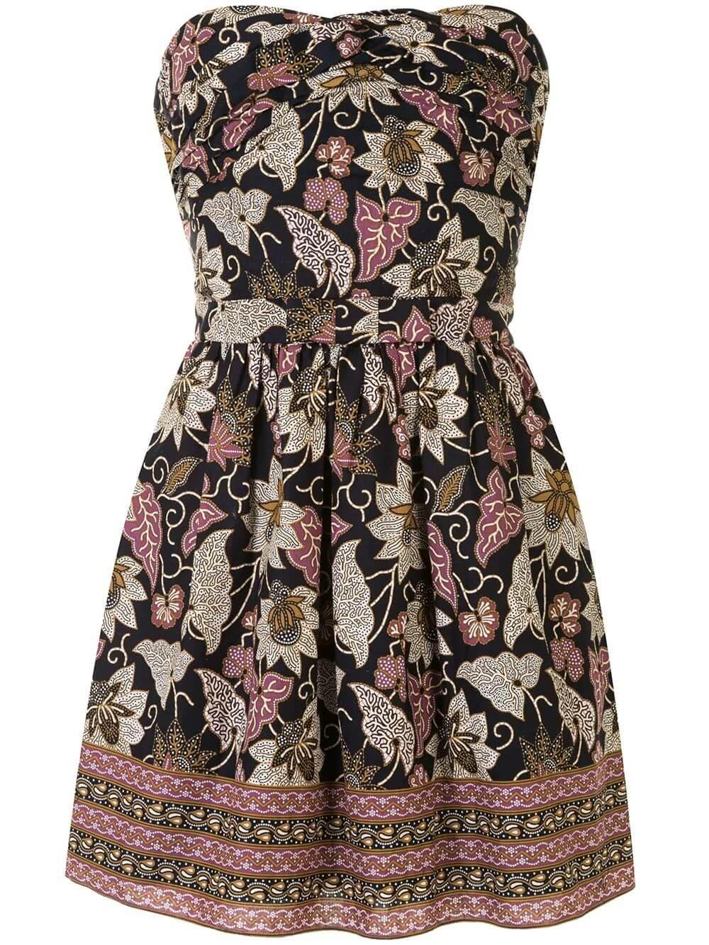 Malena Dress Item # A2200313-6365