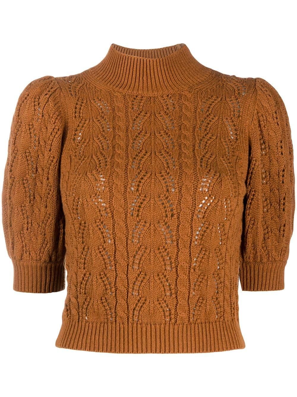 Kyoko Sweater Item # CC007S10705