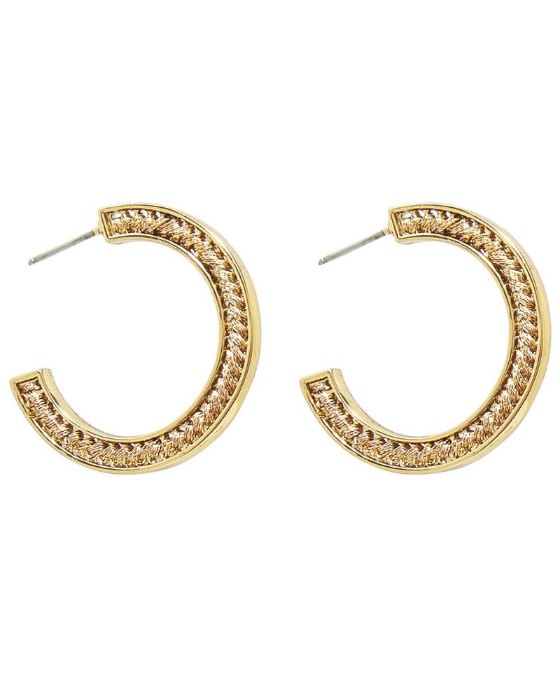 Mini Skinny Fiona Hoops Item # E136