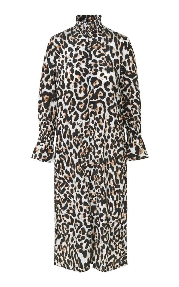 Aeverie Leopard Dress