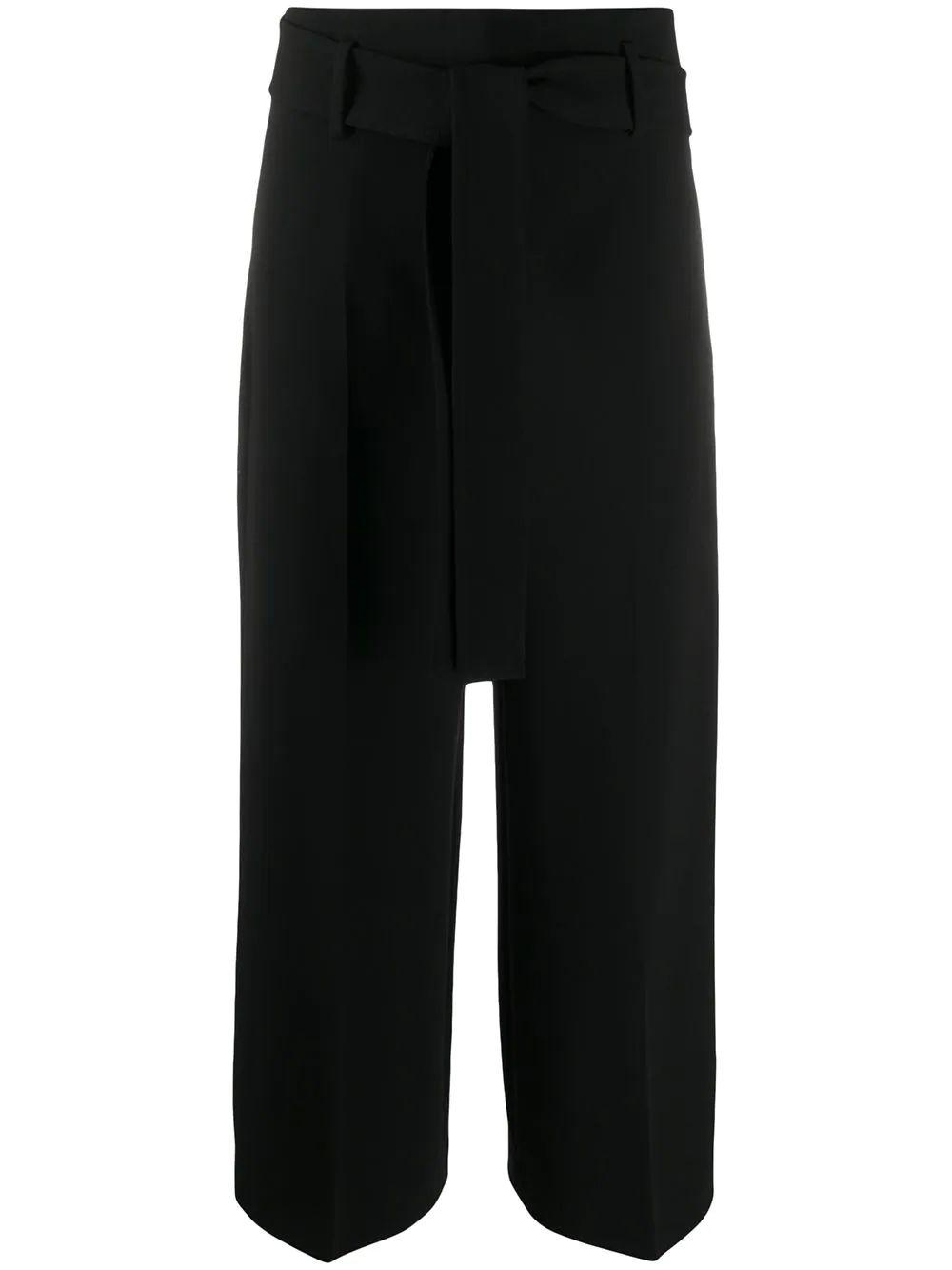 Admiral Cropped Wide Leg Pant Item # K0609220