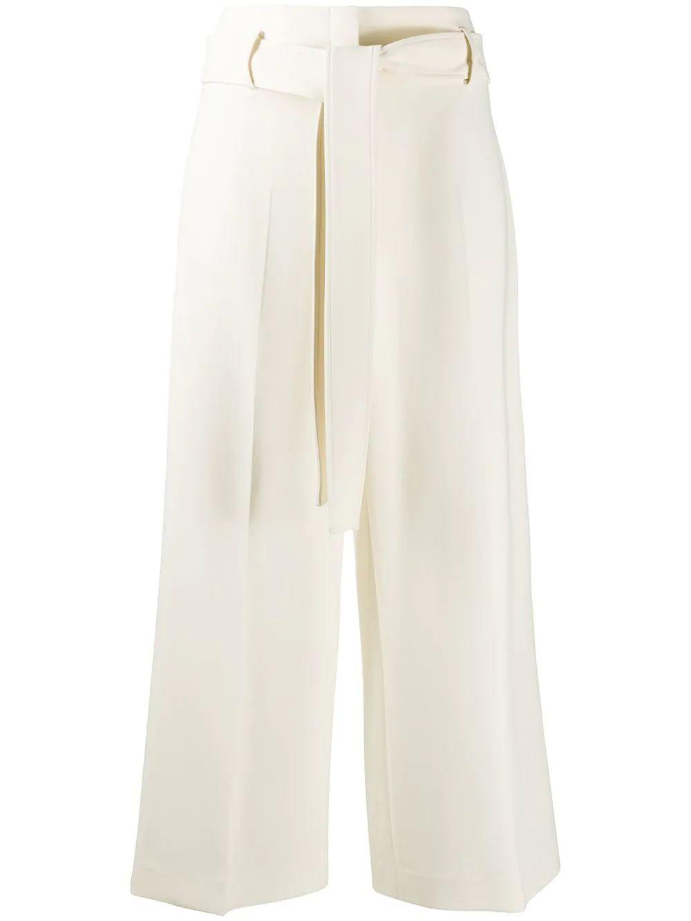Admiral Cropped Wide Leg Pant