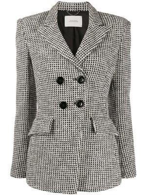 Checked Comfort Tweed Jacket