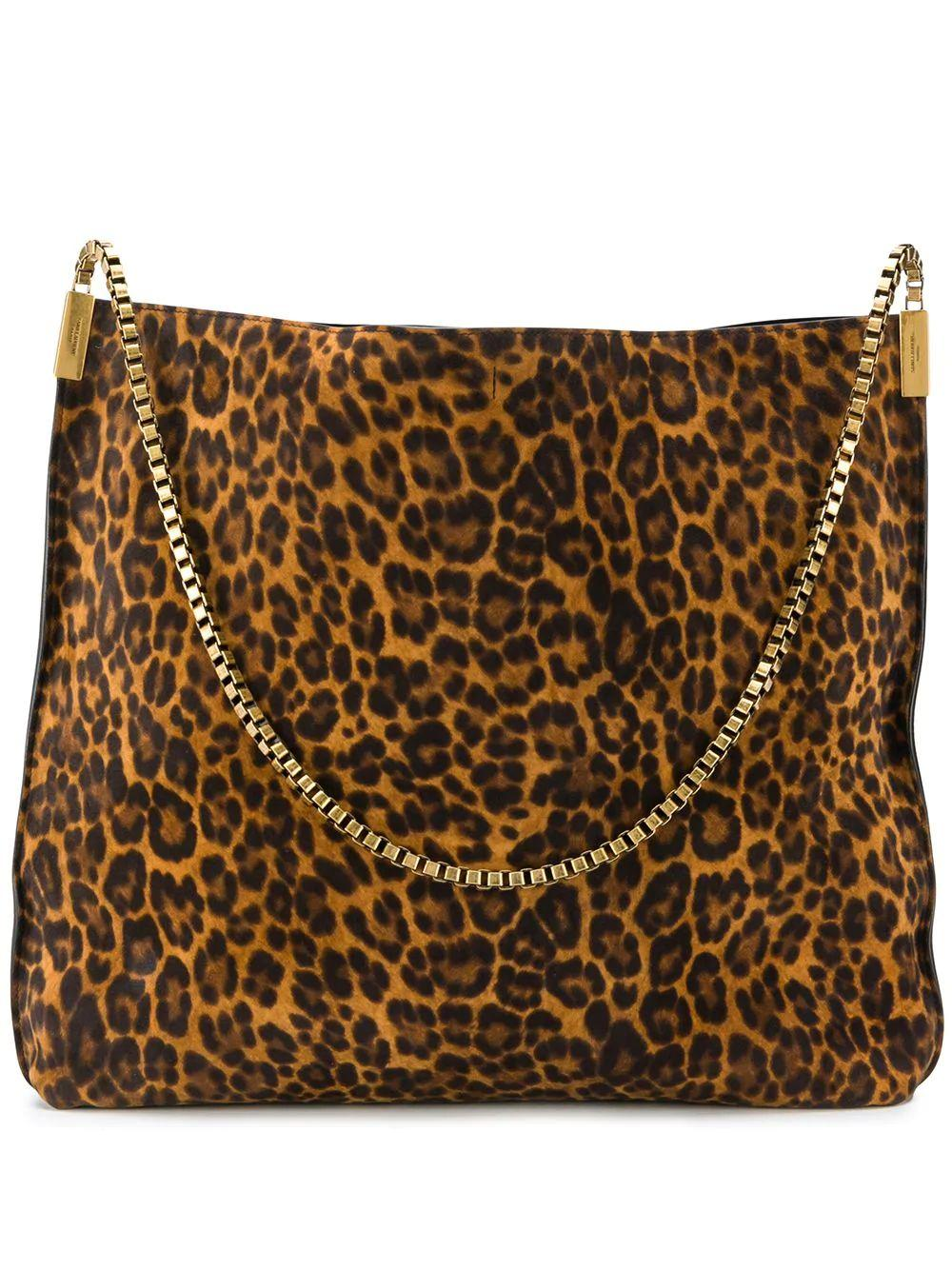 Suzanne Leopard Hobo Item # 6348041Q1AW