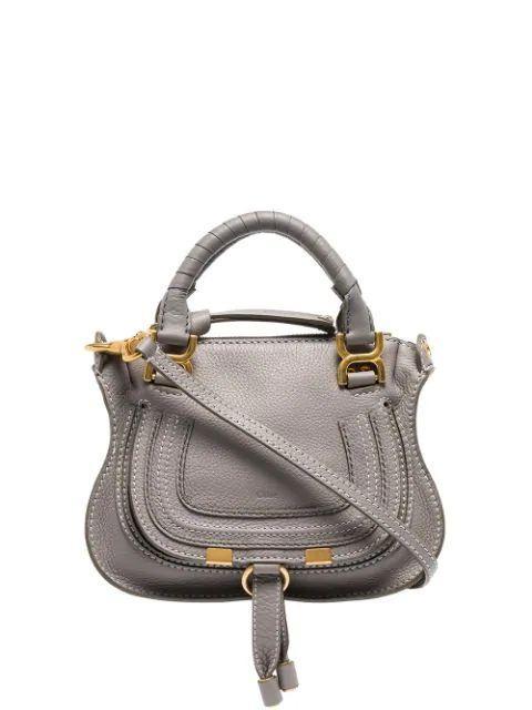 Marcie Mini Double Carry Bag Item # CHC20SS827161053-PF20