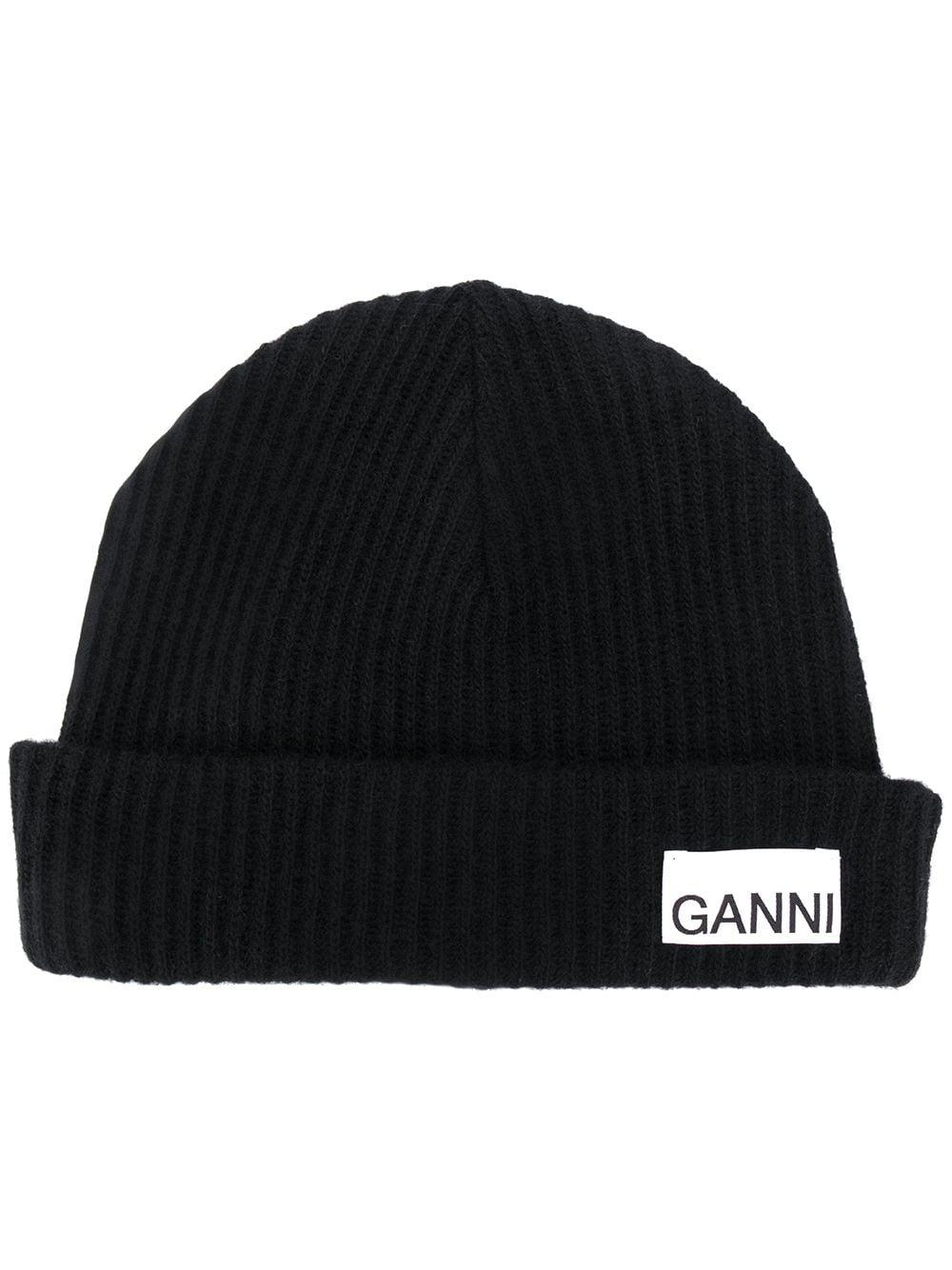 Recycled Wool Knit Beanie Item # A2841