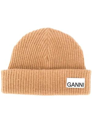 Recycled Wool Knit Beanie