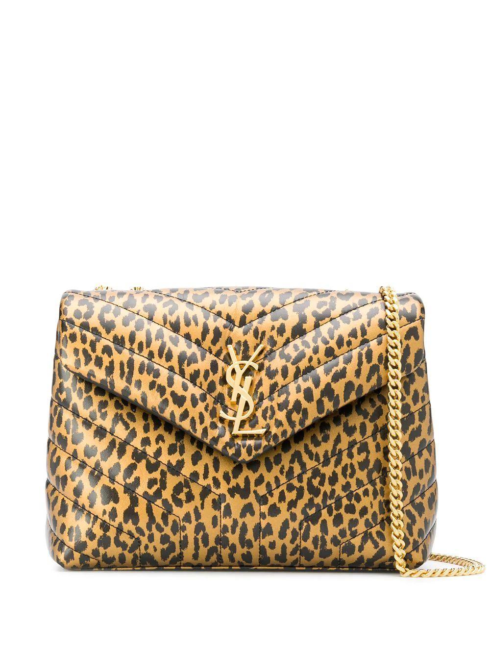 Lou Lou Leopard Bag