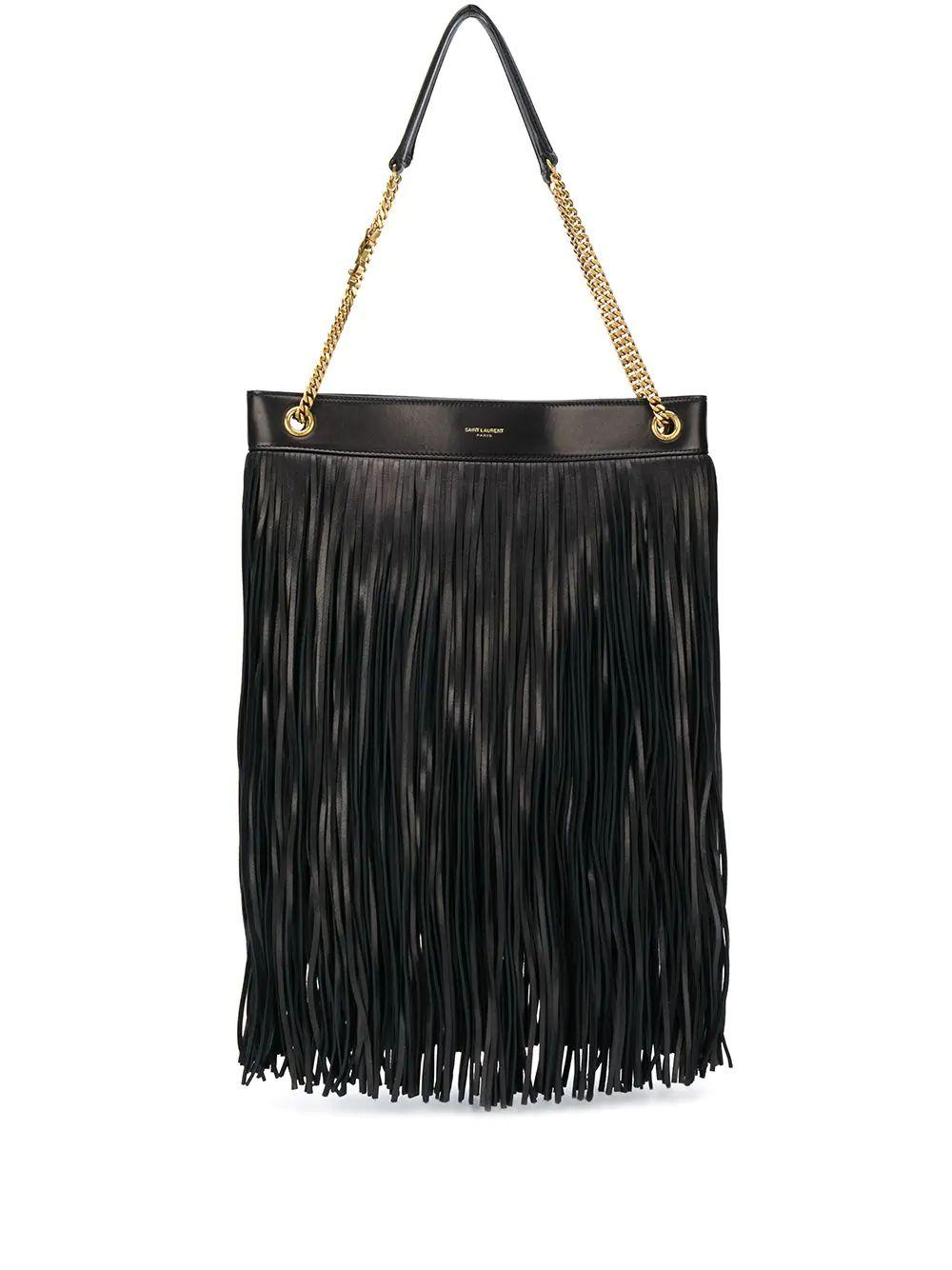 Grace Medium Bag With Fringe
