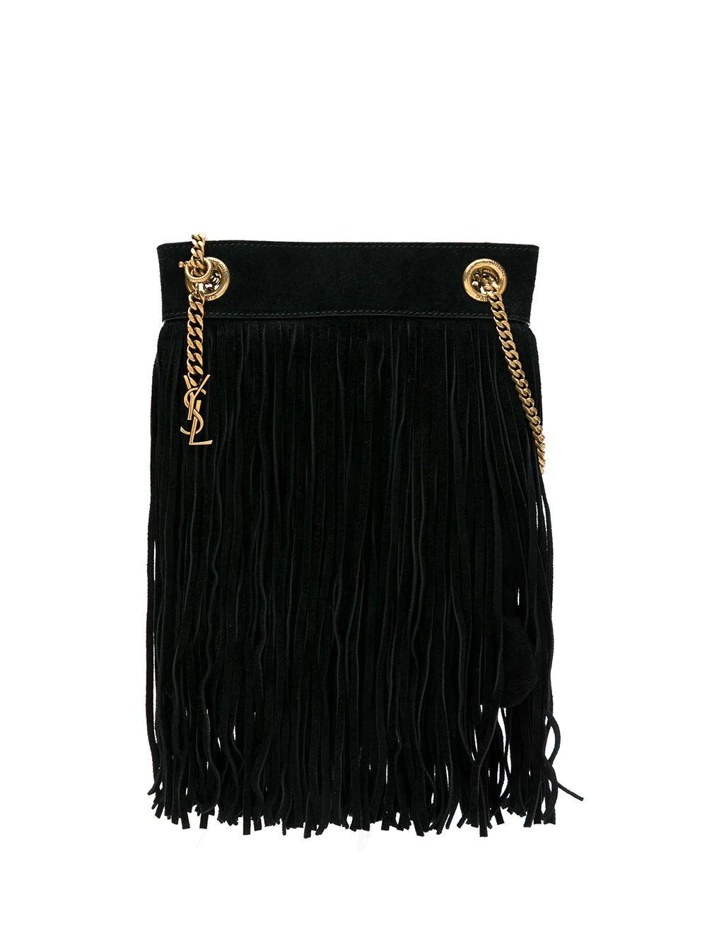 Grace Small Bag With Fringe