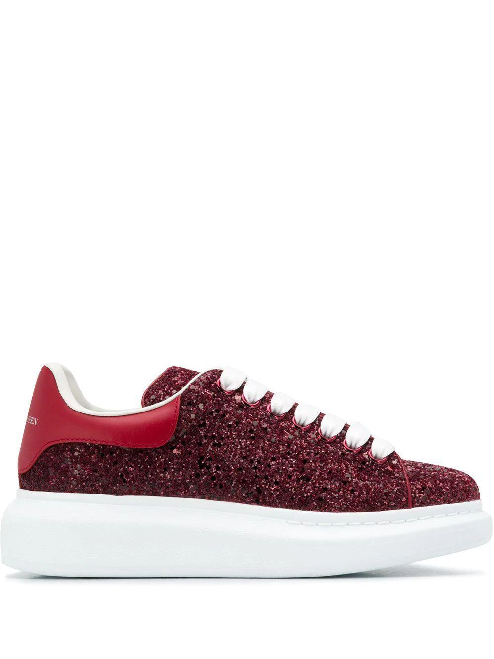 Glitter Sneaker Item # 558944W4EYE