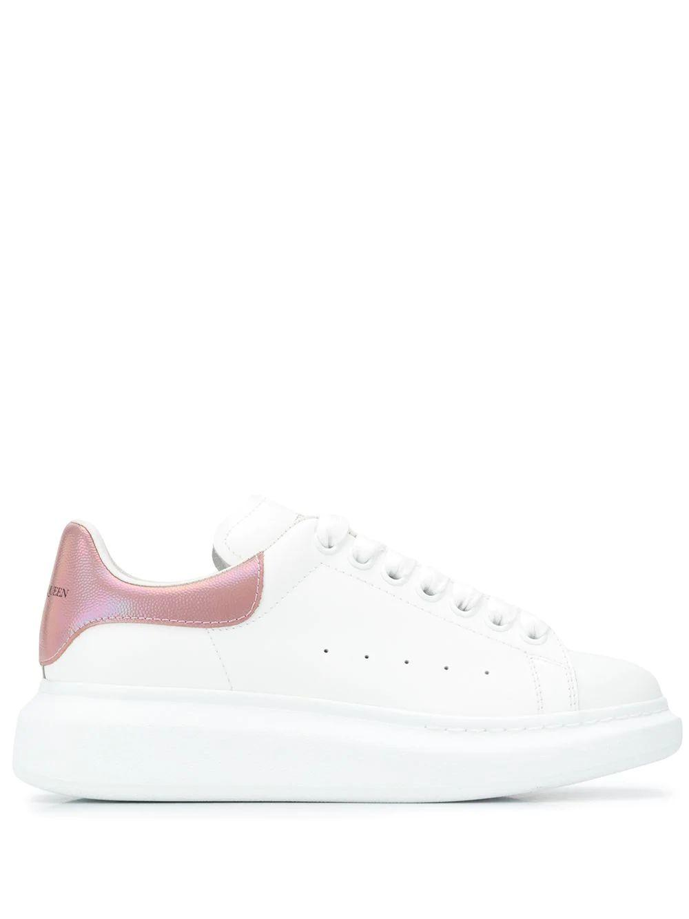 2- Tone Stingray Sneaker Item # 553770WHYBZ