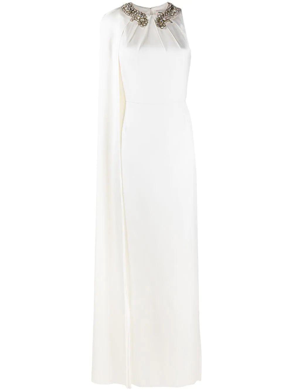 One Shoulder Long Dress Item # 627879QBAAE