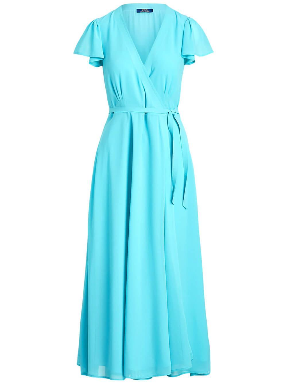 Carmen Wrap Dress Item # 211800597001