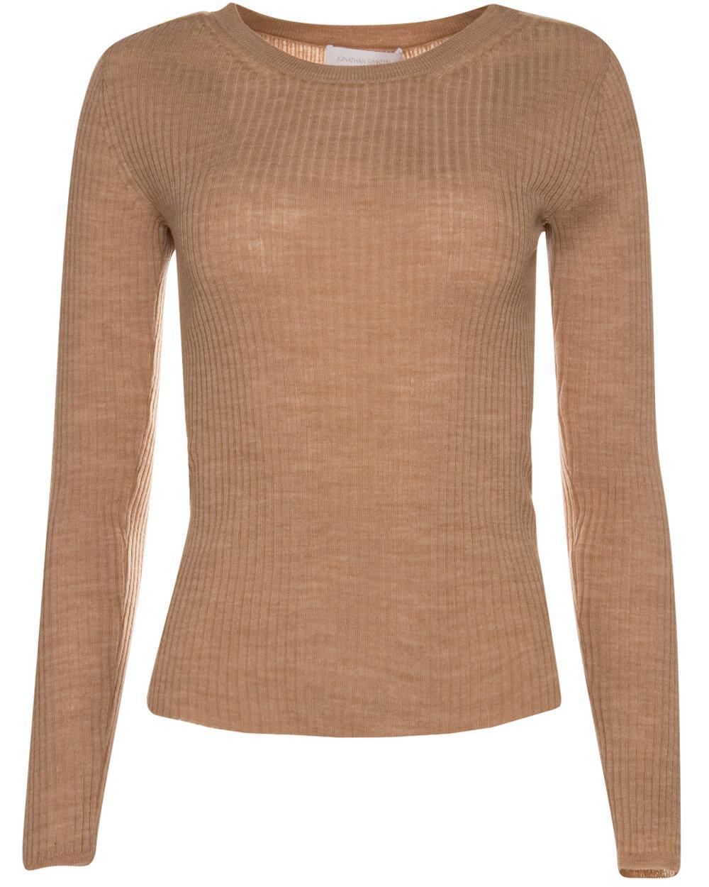 Hazel Crew Neck Sweater