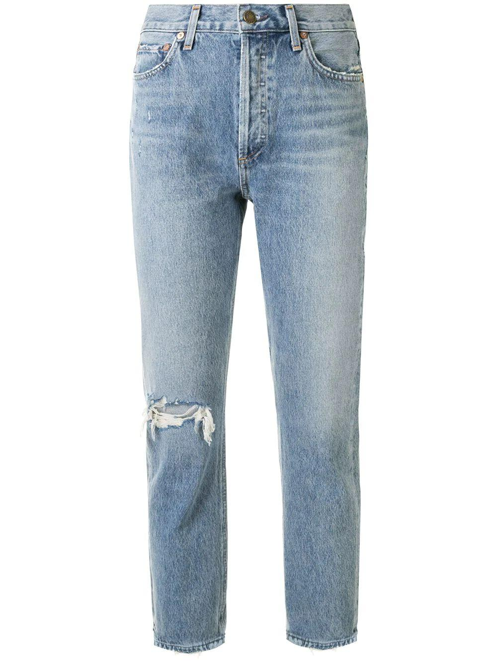 Riley Cropped Jean