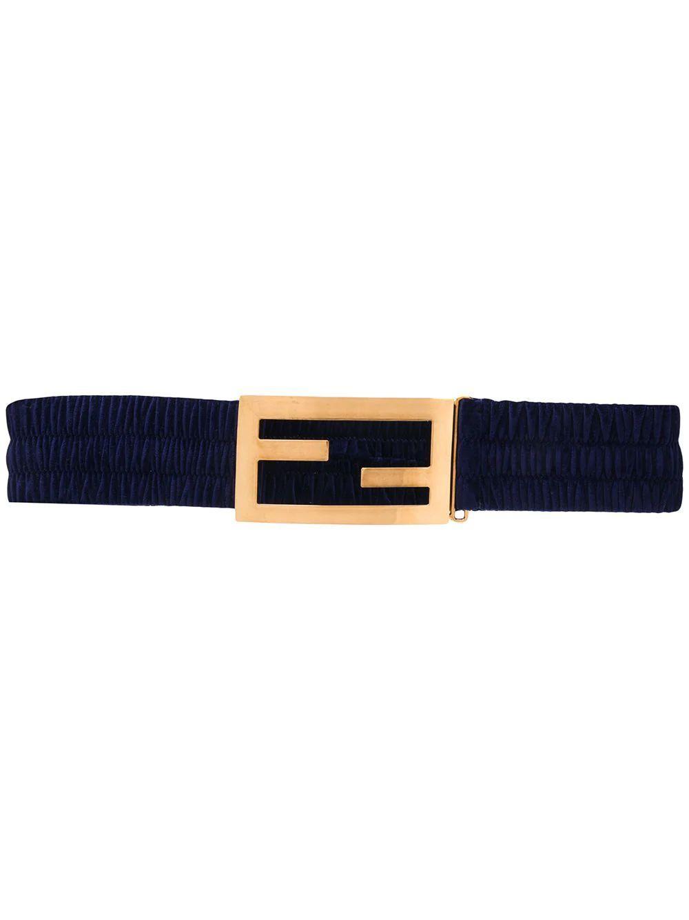 FF Velvet Maxi Belt