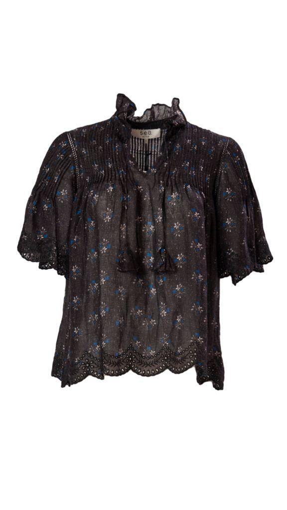 Ditsy Top Item # AW20-12