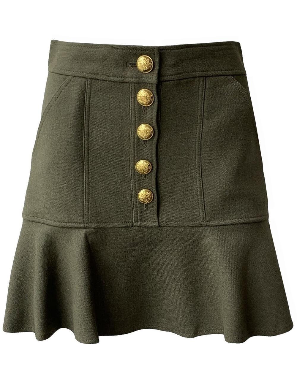 Marnell Skirt Item # 3SKRT00287-C
