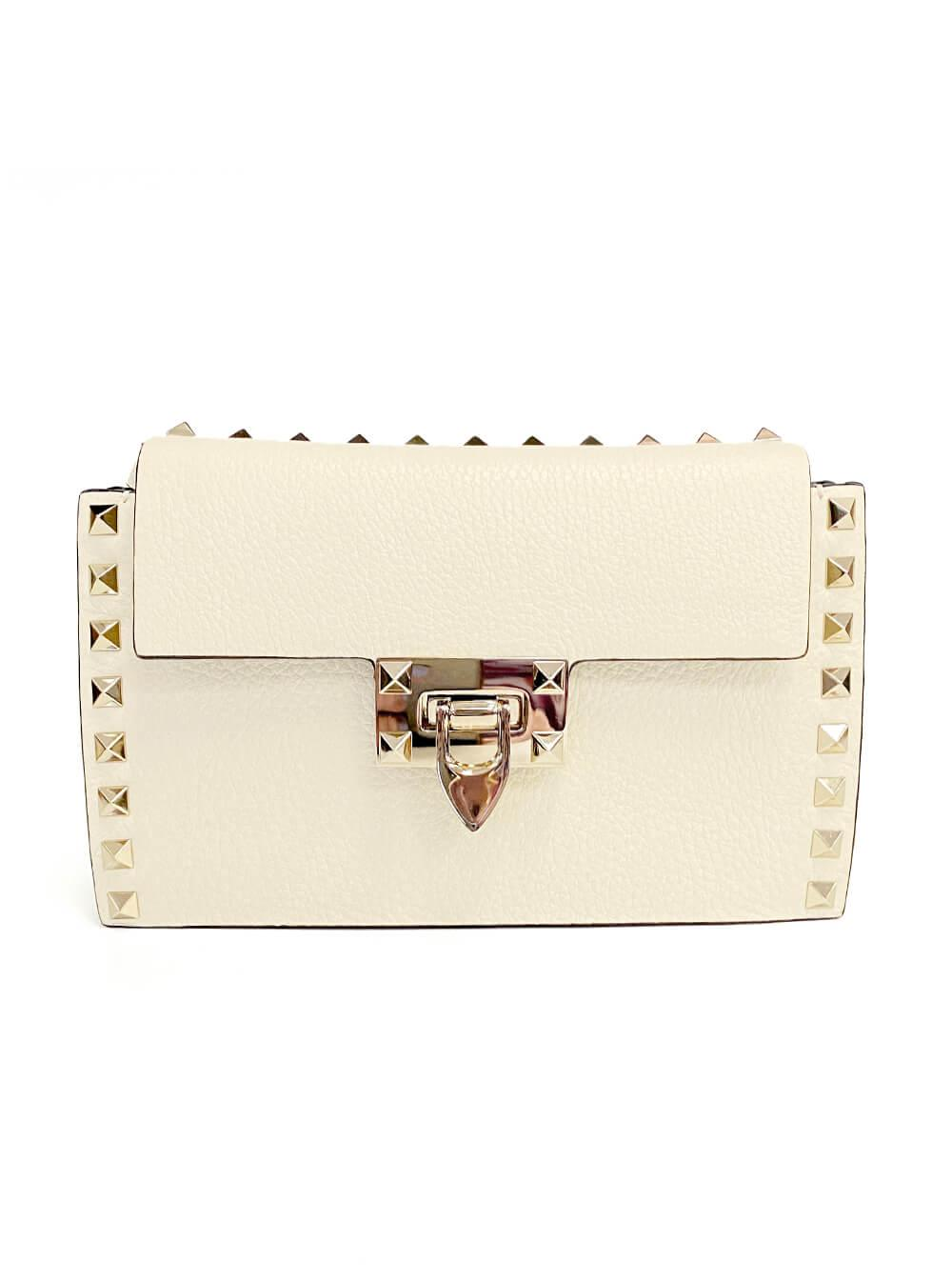 Rockstud Small Shoulder Bag Item # UW2B0G50VSF