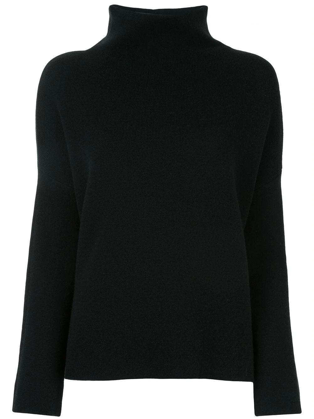 Funnel Neck Sweater Item # VS88078328
