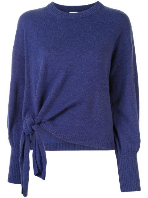 Clerisa Front Knot Pullover